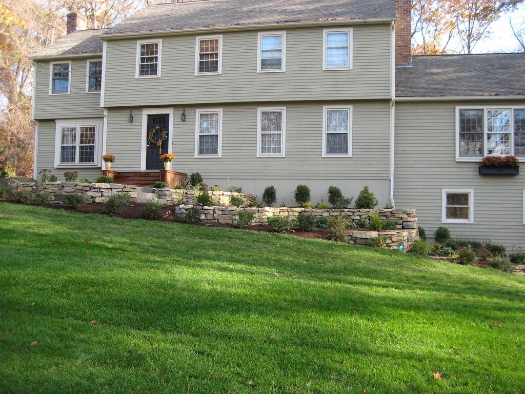 Connecticut Shoreline Landscape Design